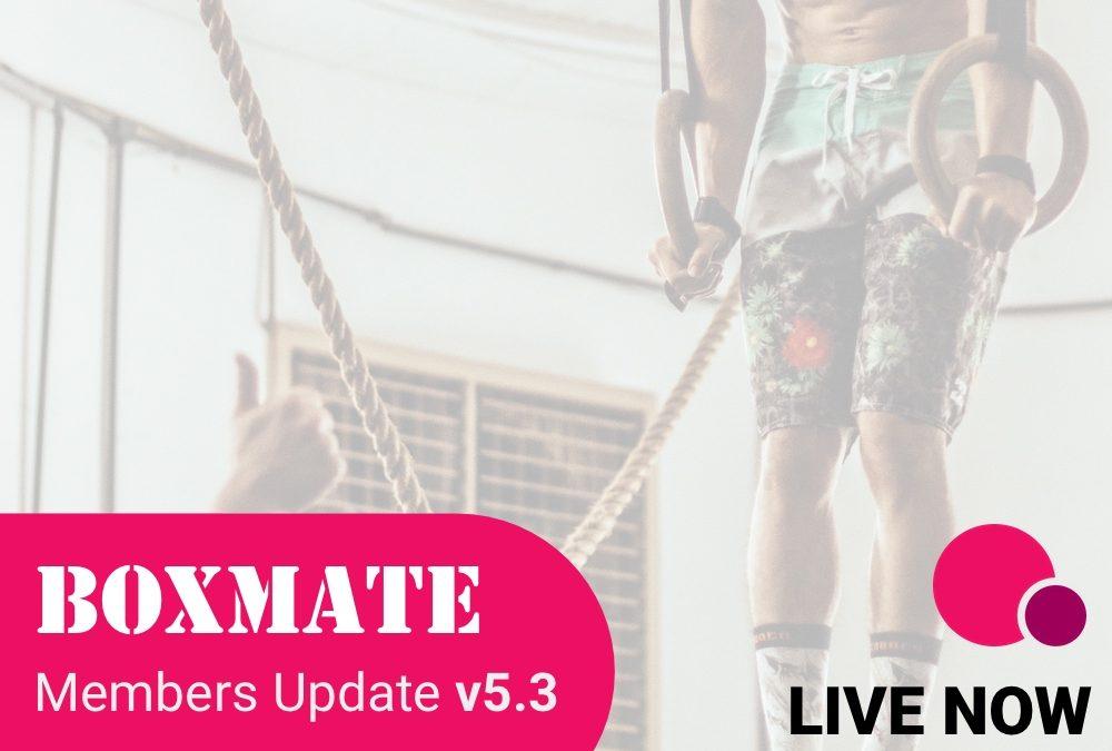 Members V5.3 – TeamUp Reinvented