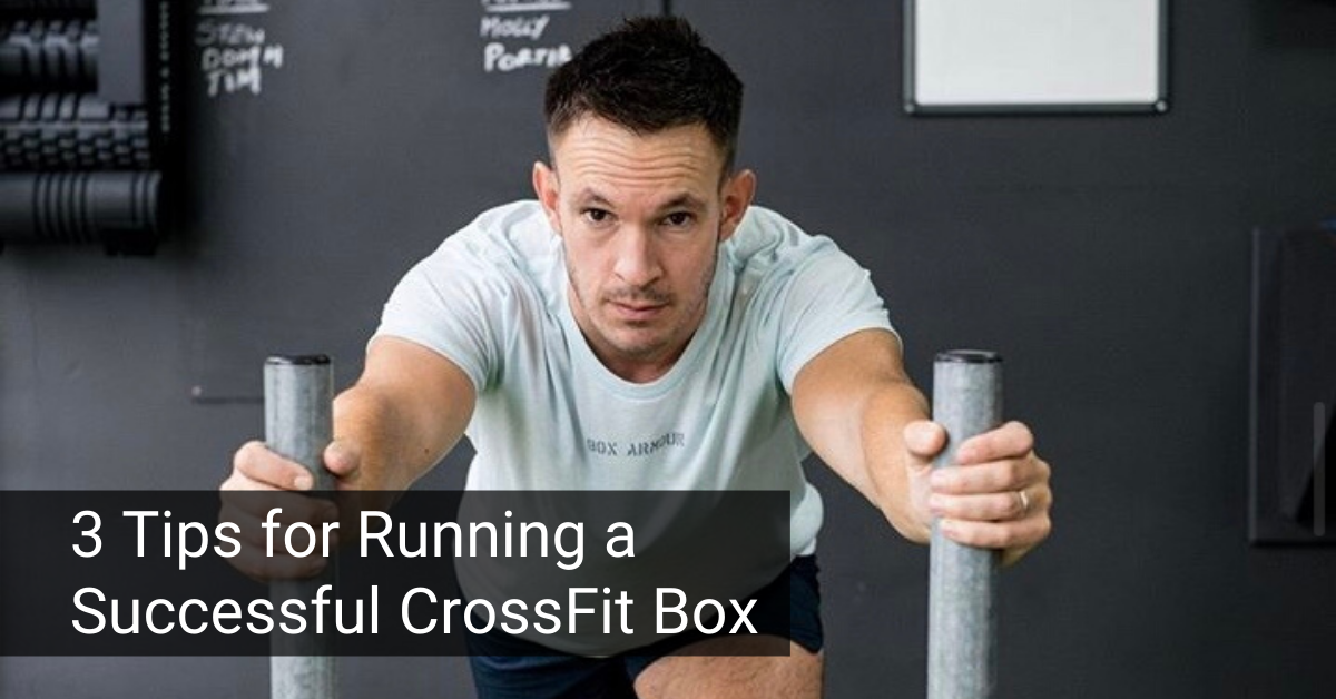 3 Tips for Running a Successful Gym