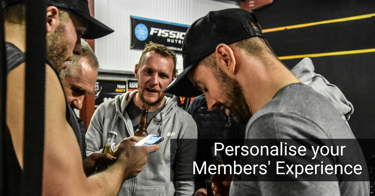 Personalise Your Members' Experience with BoxMate