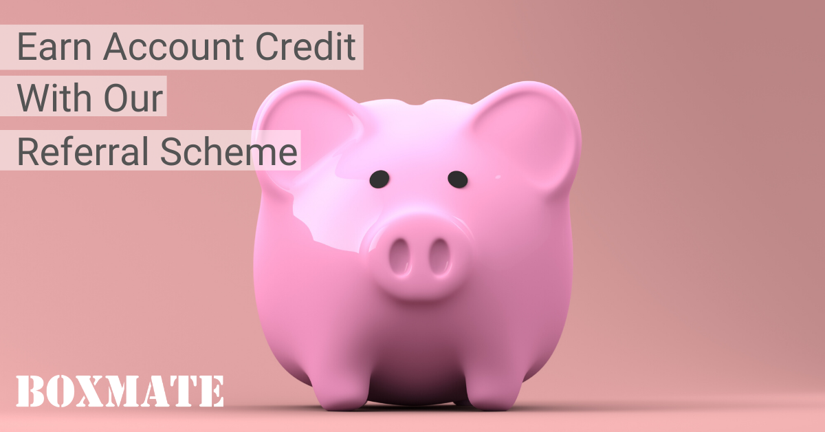 Have You Heard About Our Referral Scheme?