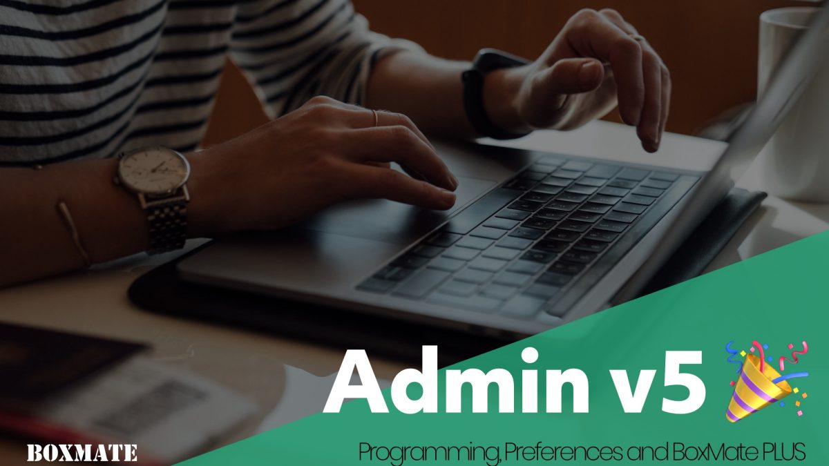 Bringing you Admin 5.0