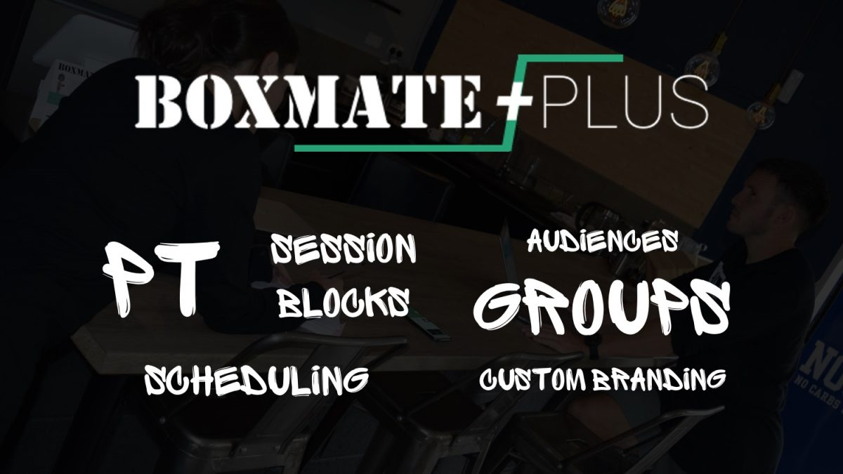 BoxMate PLUS➕ is here! 🎉