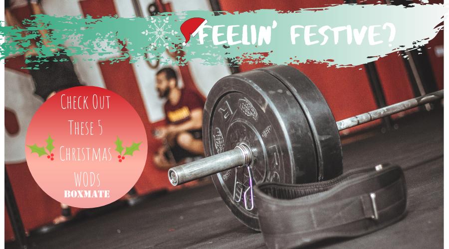 Feelin' Festive? Check out these 5 Christmas WOD ideas!