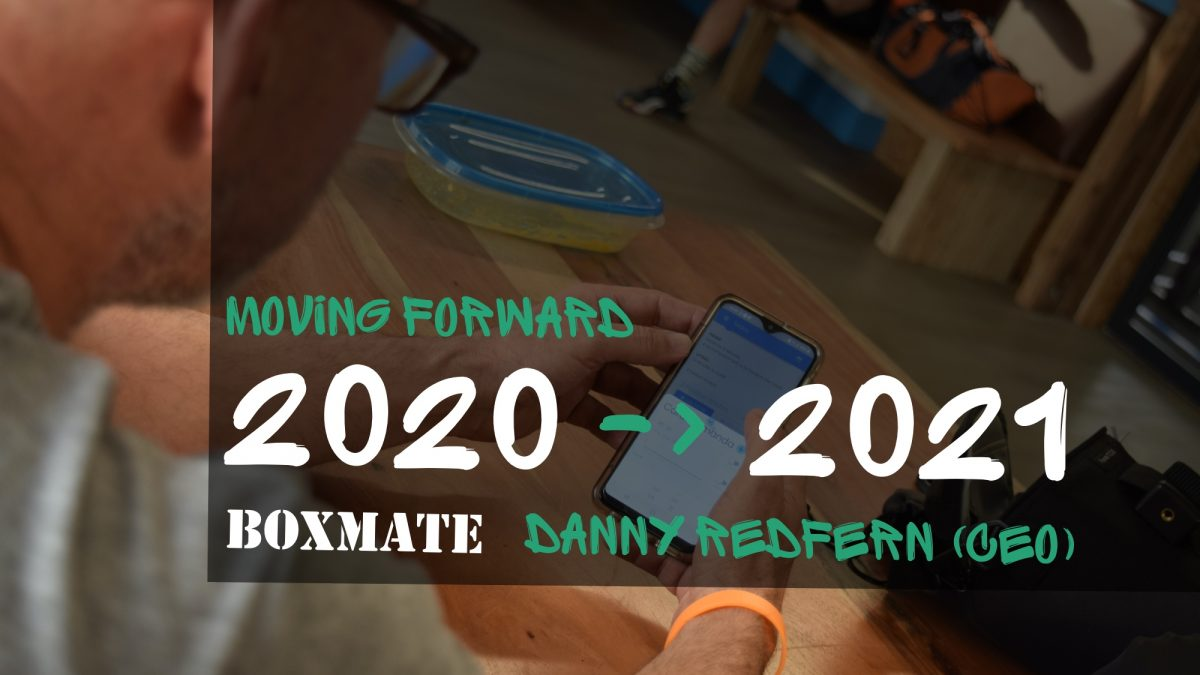 Moving Forwards 2020 -> 2021